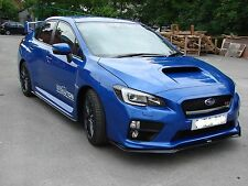 Subaru STi WRX Bottom Line Body Kit,lips,splitter,side skirt SALOON/SEDAN 2015