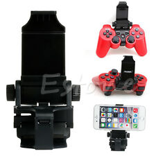 Bluetooth Android Cell Phone Clamp Game Holder for Playstation 3 PS3 Controller