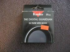 KENKO Digital Guardian UV Filter with Hood 37mm