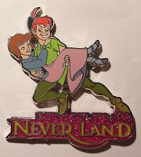RARE LE Peter Pan Jane Return To Neverland Tinker Bell Disney Pin 85062
