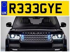 R333 GYE REG REGGIE REGGIES REGINALDS REGINALD REGGY PRIVATE NUMBER PLATE BMW M5