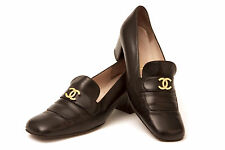 Vintage CHANEL Women's shoes Classic Rare 1960's Made in France