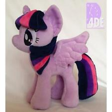 MY LITTLE PONY TWILIGHT SPARKLE (WINGS OPEN) PLUSH 4TH DIMENSION ENTERTAINMENT