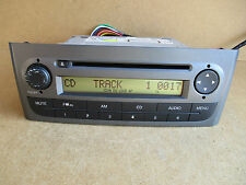 Fiat Punto 199 Blaupunkt Radio Stereo CD Player +CODE 735429579