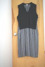 Dries Van Noten Striped Sheath Dress FR 42