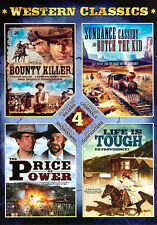 4-Movie Western Classics: Life is Tough, Eh Providence? / The Bounty Killer / Th