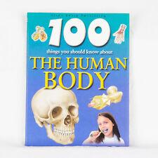 100 Cosas Que Debe Saber Acerca de el cuerpo humano por Parker Steve Libro en