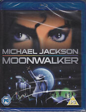 Moonwalker - Michael Jackson New & Sealed Blu-ray (UK Release)