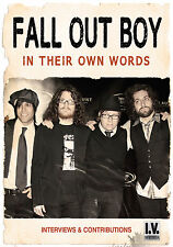 FALL OUT BOY New Sealed 2017 CAREER SPANNING INTERVIEWS DVD