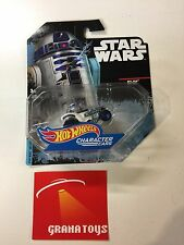 R2-D2 2016 Hot Wheels Star Wars Character Cars Case A