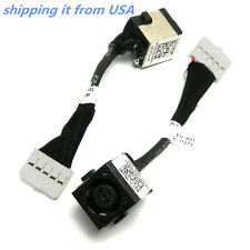 DC POWER JACK HARNESS DC-IN CABLE FOR DELL VOSTRO V130 V131 50.4IM02.101 0GC2G4