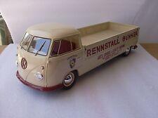 1:18 Premium ClassiXXs Volkswagen VW T1 Langpritsche Rennstall Bunker Lmtd.500S