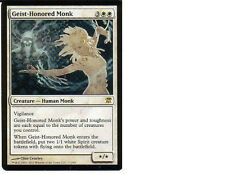 MAGIC MTG - GEIST-HONORED MONK - ORO - IN INGLESE - US PARI AL NUOVO