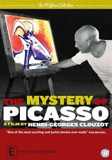 The Mystery of Picasso DVD NEW