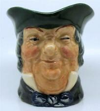 "ROYAL DOULTON SMALL CHARACTER JUG ""PARSON BROWN""  D5529"