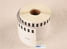 1 Roll 62mm CONTINUOUS Compatible for Brother DK2205 Labels  for QL-700 QL-500