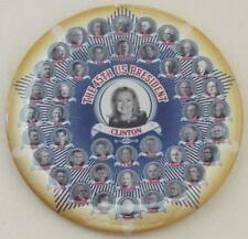 OFFICIAL  HILLARY CLINTON THE 45TH US PRESIDENT 2016   Campaign  Button
