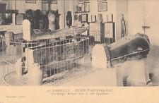 MARSEILLE 29 musée d'archéologie sarcophages antiques photo bandouin