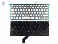 "100% NEW OEM Apple MacBook Pro Retina A1425 13"" US Keyboard backlight 2012 2013"