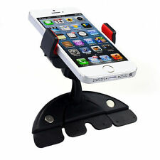Universal Car CD Slot Phone GPS MP3 Holder Mount Stand For iPhone 6 4.7 Plus 5.5