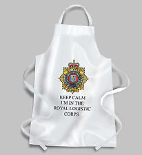 Royal Logistic Corps RLC BBQ Apron KEEP CALM