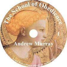 The School of Obedience Andrew Murray Christian Audiobook unabridged 2 Audio CDs