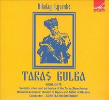 Taras Bulba Highlights, New Music