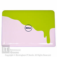 New Dell Inspiron Mini 10 1012 Nickelodeon LCD Cover Lid J4K22