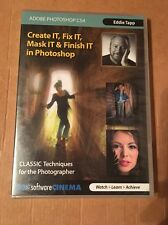 Create IT, Fix IT, Mask IT & Finish IT in Photoshop CS4 by Eddie Tapp