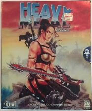 Brand New! Sealed! NIP! Fantastic Shape! Heavy Metal Fakk 2 PC