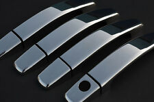 CHROME DOOR HANDLE TRIM SET COVERS STAINLESS STEEL FOR VAUXHALL ZAFIRA TOURER