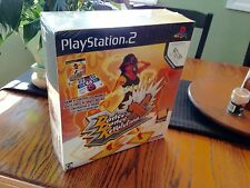 DANCE DANCE REVOLUTION X BUNDLE / PS2 EXCLUSIVE ~ NEW, SEALED GAME & DANCE MAT