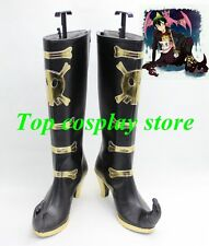 Blue Exorcist / Ao no Exorcist Cosplay Amaimon Cosplay Show Boots shoes #AOEC02