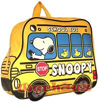 Peanuts Snoopy Backpack, NEW