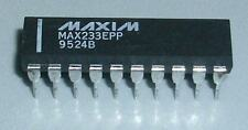1 Stück MAX233EPP RS-232 IC 5V MultiCh RS-232 Driver/Receiver MAX 233 EPP
