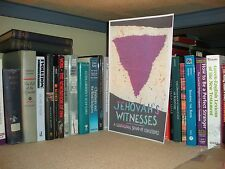 Jehovah's Witnesses Purple Triangle Poster Nazi Camp Watchtower Research IBSA