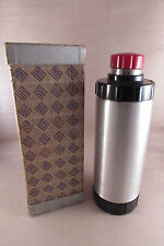 Vintage Art Deco West Bend Aluminum & Bakelite Cocktail Shaker - Original Box!