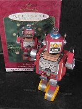 Hallmark Ornament 2000 ROBOT PARADE Series #1  MIB  QX6771