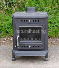 Trilby 7.5kw stove stoves wood multi fuel burner cast