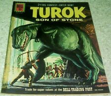 Turok Son of Stone 25, FN+ (6.5) 1961, 40% off Guide!