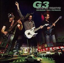 Live in Tokyo by G3 (Rock) (CD, Oct-2005, 2 Discs, Sony Music Distribution...