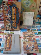 Super Famicom SFC:Battle Commander [TOP RPG BANPRESTO] COMPLET - Jap