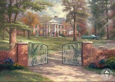 50% off Black Friday Special @ PostcardsAndMore - Thomas Kinkade Dealer Postcard