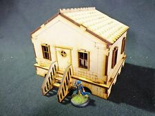 TTCombat - Old Town Scenics - House with accessories D - Great for Malifaux