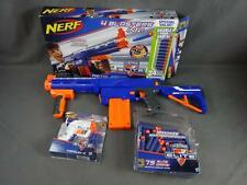 Nerf N-Strike Elite Dart Gun Lot Retaliator Triad EX-3 & Lots of Extra Darts