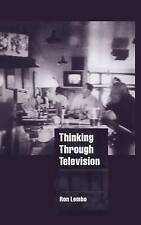 Thinking through Television (Cambridge Cultural Social Studies)-ExLibrary
