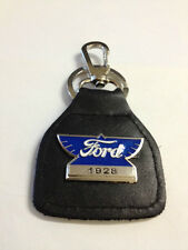 FORD LEATHER KEY FOB - EARLY YEARS --1923 27 28 29 32 33 34 35 36 39.  C041001YF