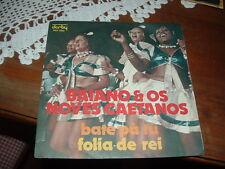 """BAIANO & OS NOVES CAETANOS """" BATE PA' TU' - FOLIA DE REI """" ITALY'75"""
