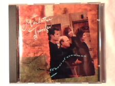 MANHATTAN TRANSFER The offbeat of avenues cd USA COME NUOVO LIKE NEW!!!
