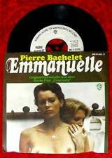 Single Pierre Bachelet: Emmanuelle